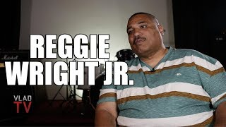 Reggie Wright Jr on His Father Threatening Keefe D After 2Pac Murder (Part 16)