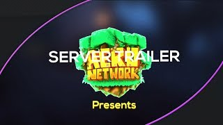 ✨ [PAID CLIENT] [#1] AeroNetwork | Server Trailer | Made By Me | ✨