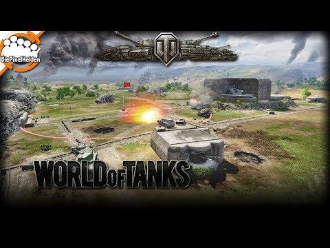 WORLD OF TANKS #S3E08 - Helden an jeder Front - World of Tanks Livestream thumbnail