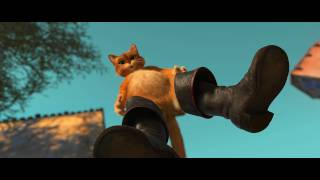 Puss in Boots - Trailer HD