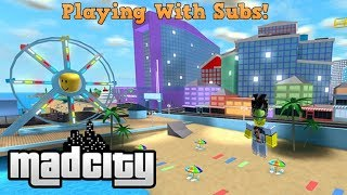 #Roblox PLAYING WITH SUBS! Jackson7776 Livestream! COME JOIN!!