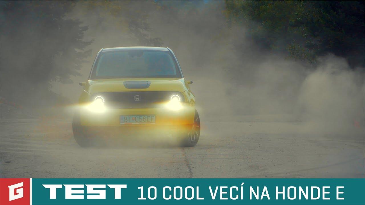 Honda e Advance - TEST - GARAZ.TV - Šulko