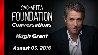 Conversations with Hugh Grant