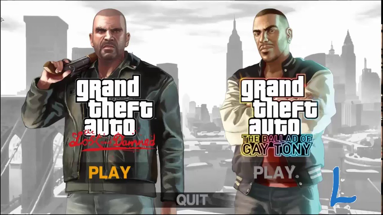 How To Download And Install GTA Episodes From Liberty City
