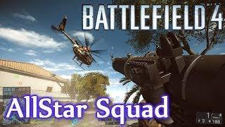 Obliteration Clutch! Battlefield 4 Paracel Storm Obliteration (BF4 The AllStar Squad Live Comm)