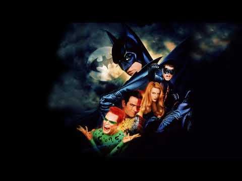 Batman Forever audiobook - read by Rene Auberjonois