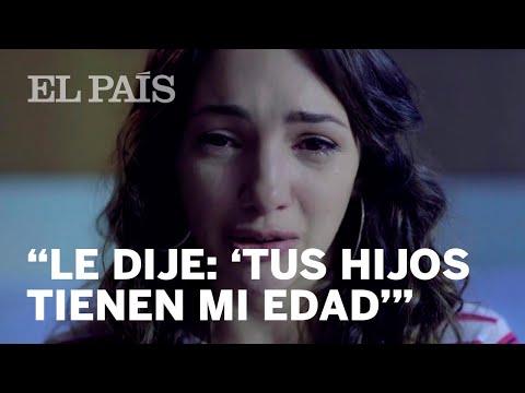 Así es el vídeo de la actriz Thelma Fardín en el que denuncia a su abusador