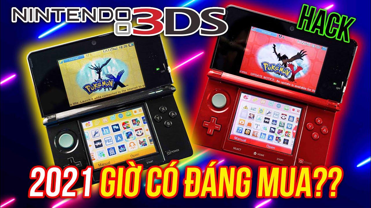 Đánh giá Nintendo 3DS: Giờ có đáng mua?   Máy chơi game cầm tay giá rẻ 2021