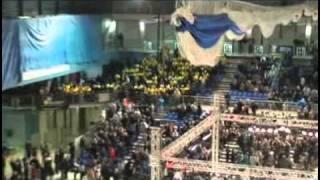 Zadyma na gali MMA w Rzeszowie (materiały policji) thumbnail