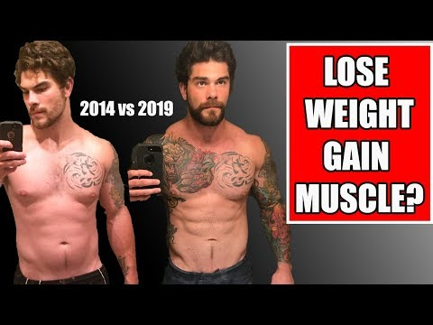 how-to:-lose-weight-&-gain-muscle-at-the-same-time-(body-recomposition)
