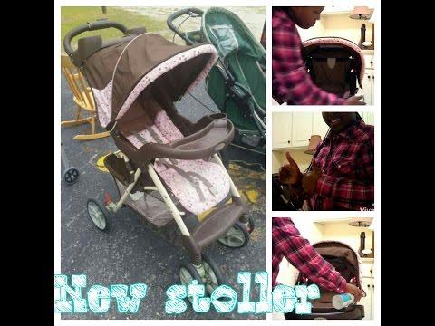 New stroller!
