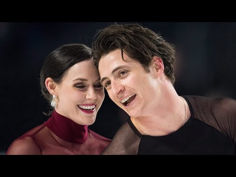 Virtue and Moir focused on being 'in the moment' at Olympics