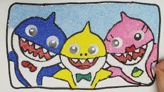 핑크퐁 아기상어 가족 …