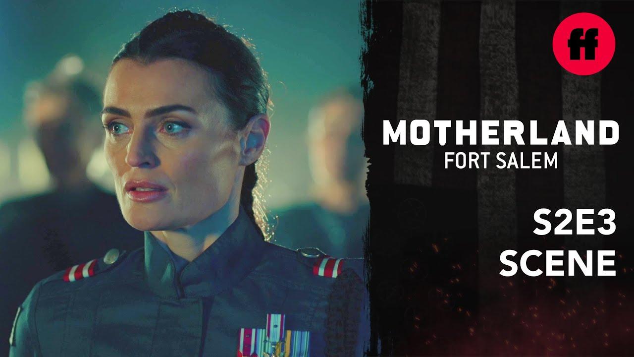 Download Motherland: Fort Salem Season 2, Episode 3 | The General Watches Raelle's Work | Freeform