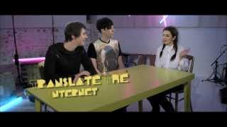 Dan and Phil Translate the Internet with Charli XCX