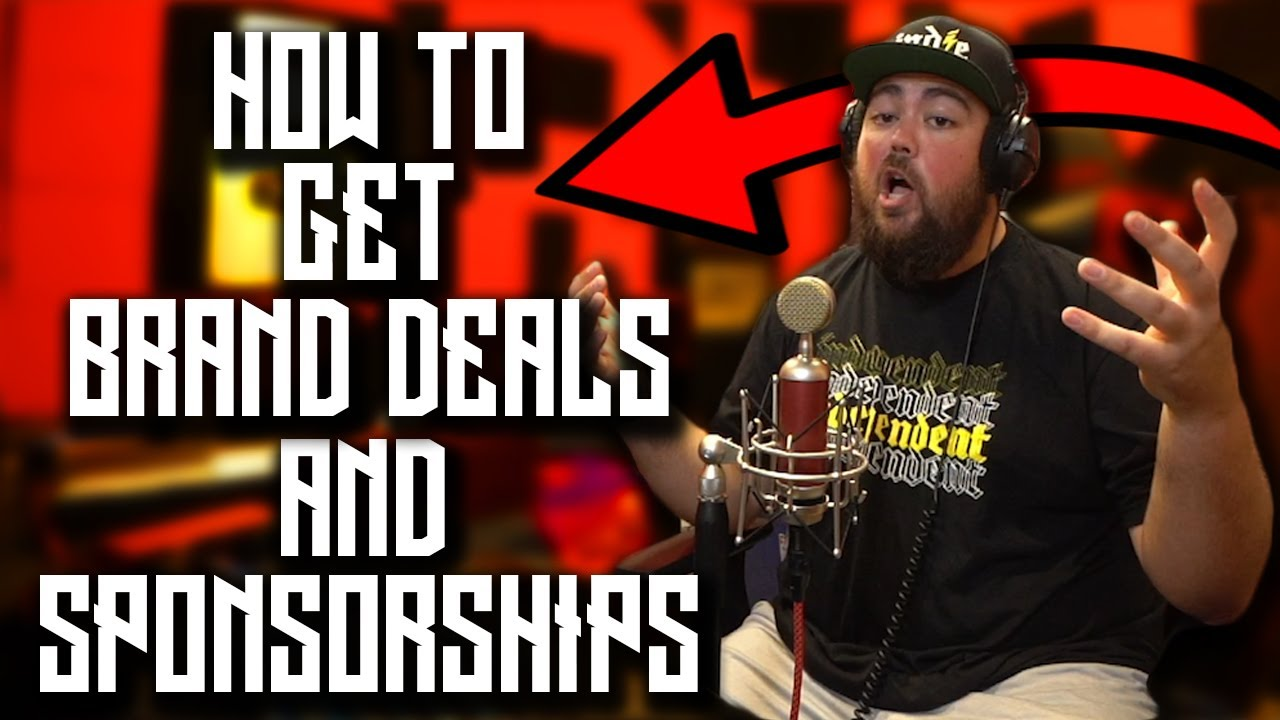 How To Get Brand Deals and Sponsorships on YouTube