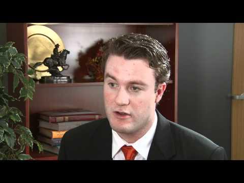 Randy Gordon - 2012 OSU Outstanding Senior