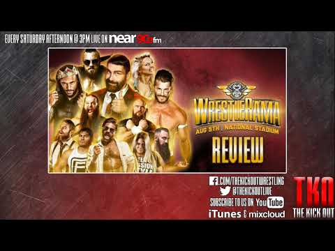 OTT Wrestlerama Dublin Review - TKO 63