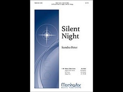 """Silent Night"" by Sandra Peter"