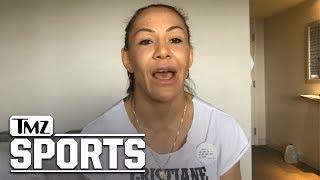 Cris Cyborg Shades Dana White Over Amanda Nunes Comments | TMZ