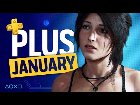 PlayStation Plus Monthly Games - PS4 and PS5 - January 2021