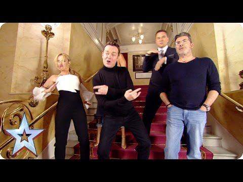 Stephen Mulhern raps to find BGMT's one viewer Britain's Got More Talent 2017