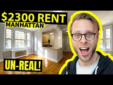 FINALLY a $2,300 Luxury NYC Apartment worth Every Penny!