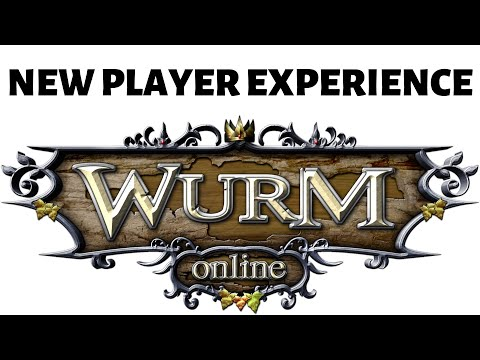 Wurm Online - New Player Experience Oct 2019