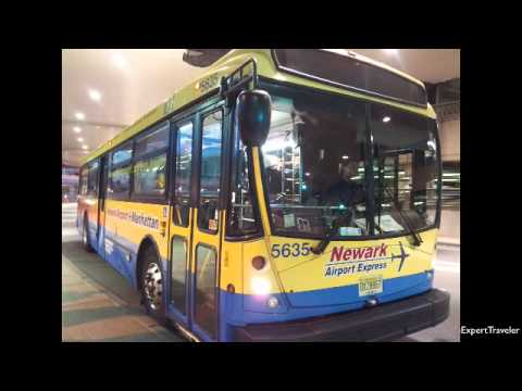 How To Get From Newark Airport To Manhattan - Travel