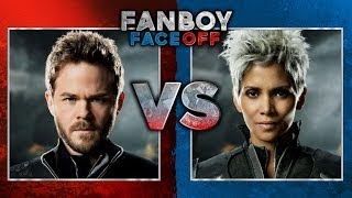 Fanboy Faceoff: Iceman vs Storm Subscribe Now! ▻ http://bit.ly/SubC...