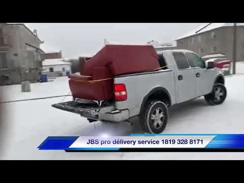 JBS Pro delivery services à Ottawa Gatineau