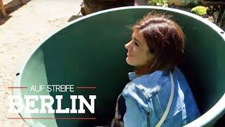 Ab in die Tonne: Ist sie der neue Oscar aus der Sesamstraße? | Auf Streife - Berlin | SAT.1 TV