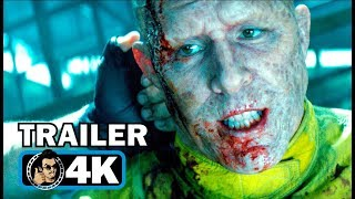 DEADPOOL 2 Final Trailer (4K ULTRA HD) Ryan Reynolds Marvel Superhero Movie | 2018
