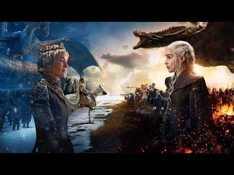 Game of Thrones 8. Sezon 6. Bölüm Fragman - Final Bölümü