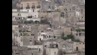 イタリア:マテーラの洞窟住居