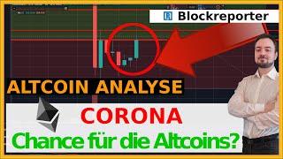 Darum steigen Ethereum und Kryptowährungen trotz Corona | Blockreporter deutsch kryptowährung