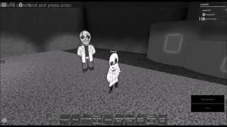 Roblox Undertale Roleplay: The Monstrous Adventures of Mettaton, Papyrus, and Sans! (Ep.8)