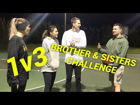 SIBLINGS CHALLENGED ME TO 1v3 LOSER JUMPS IN FREEZING POOL!