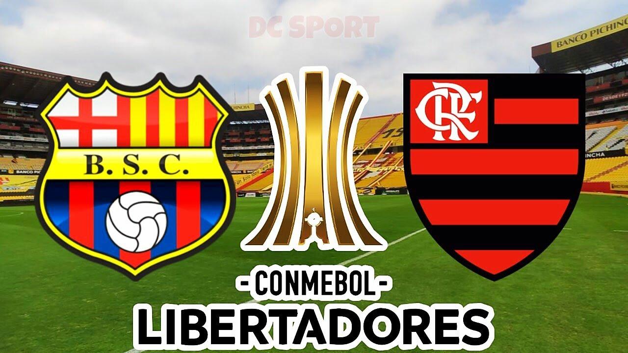 Barcelona vs Flamengo Copa Libertadores 2020 / Fecha 4 - YouTube