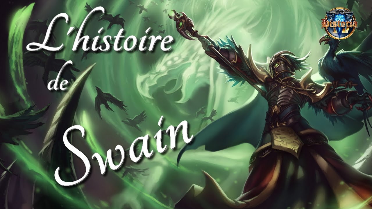 Lhistoire De Swain Maître Tacticien League Of Legends Youtube