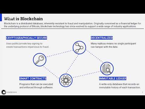 Innovation Conversation: Blockchain for Social Impact