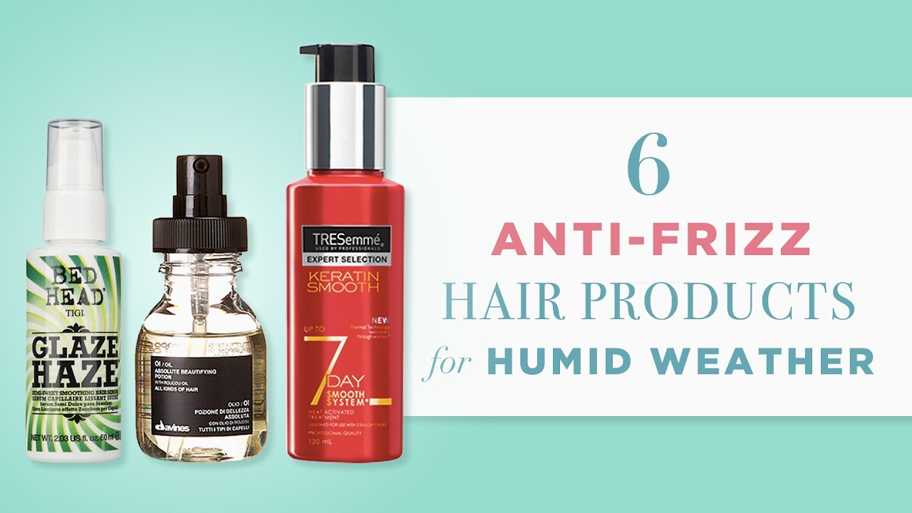 hair frizz anti humid weather beautymnl