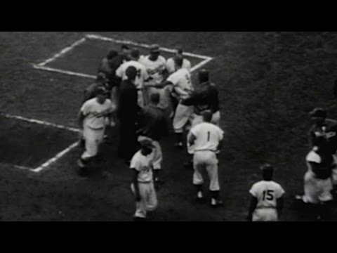 1956 WS Gm6: Robinson Forces A Game 7 With Walk-off
