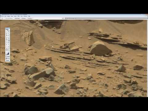 Part 2 Remnants of a civilisation in Gale crater