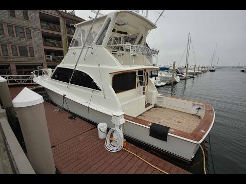 53' 1995 Ocean Yachts SS Offshore Yacht Sales