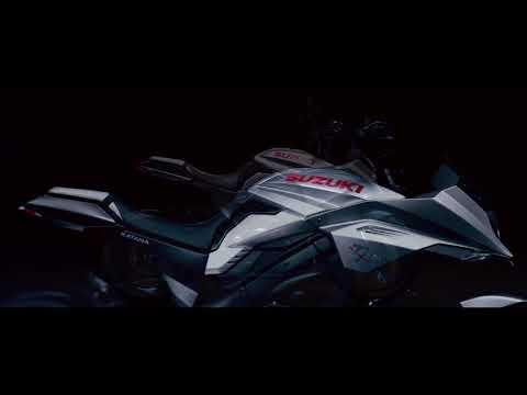 Suzuki GSXS #katana Official Promo