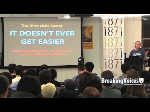 "Startup Weekend Chicago 2014 Keynote By 1871 CEO Howard Tullman - ""The Odds"""
