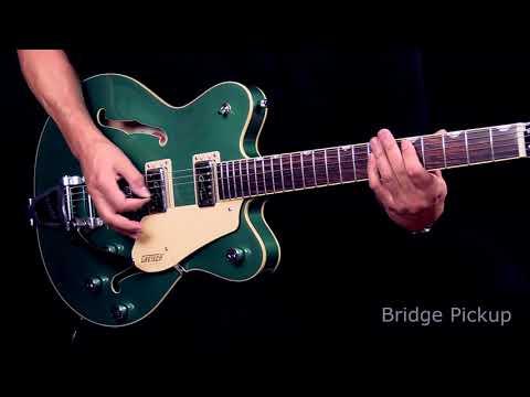 Gretsch Guitar 5622T Electromatic Center Block DoubleCut Demo