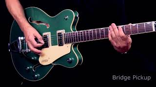 Gretsch Guitar 5622T Electromatic Center Block Double-Cut Demo