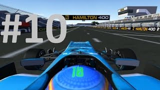#10 Race4Speed F3 Series  - Vuelta onboard a Hamilton  | 1:15.623